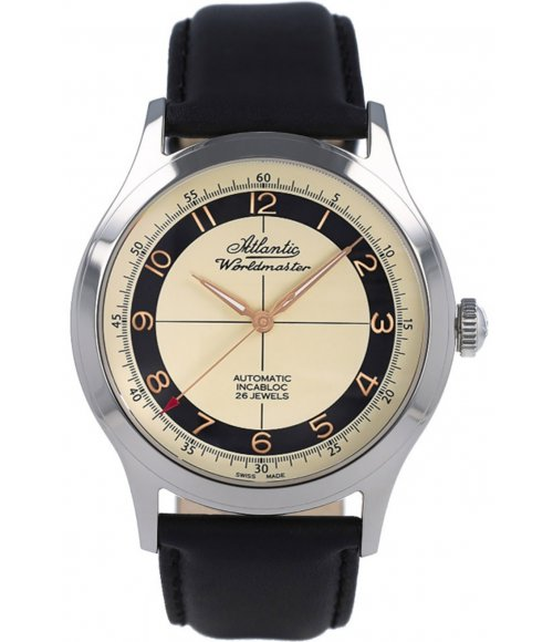 Atlantic Worldmaster Automatic Incabloc 53754.41.93RBK