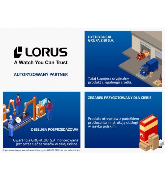 Lorus Automatic RL435AX9