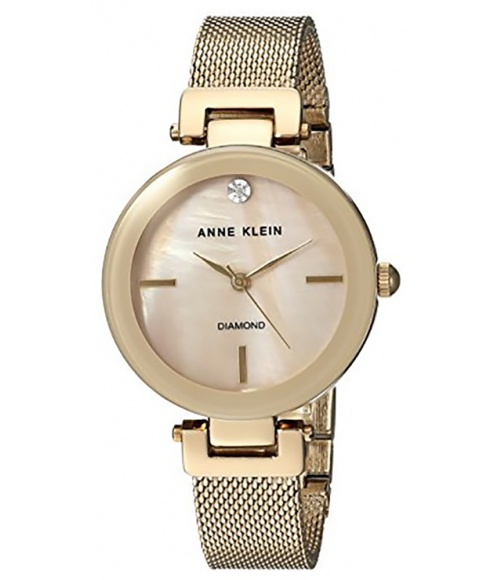 Anne Klein Diamond Accented 2472TMGB