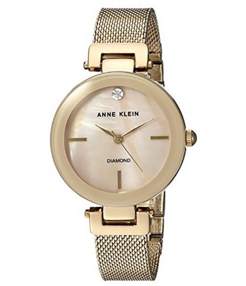 Anne Klein Diamond Accented 2472TMGB