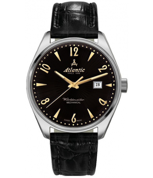 Atlantic Worldmaster Mechanical Art Deco 51651.41.65G