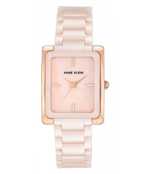 Anne Klein Rose Gold-Tone 2952LPRG