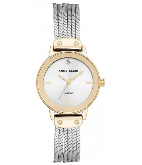 Anne Klein Diamond 3221SVTT