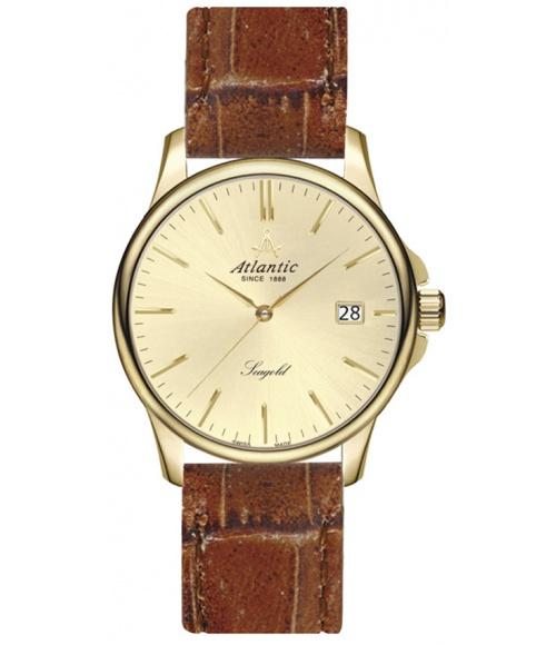 Złoty Zegarek Męski Atlantic Seagold 95341.65.31