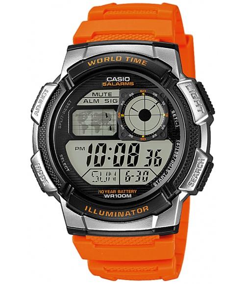 Casio World Time Illuminator AE-1000W-4BVEF