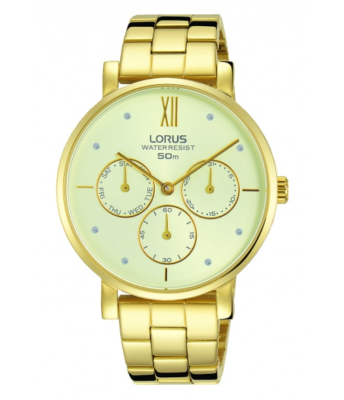 Lorus Lady Fashion Multifunction RP604DX9