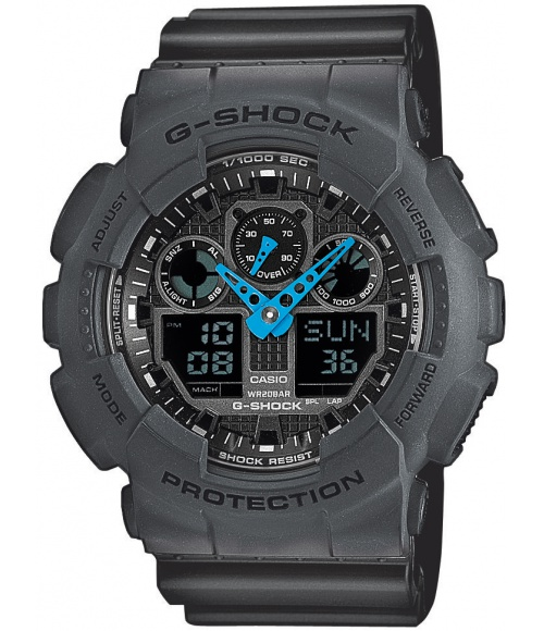 Casio G-SHOCK Original GA-100C-8AER