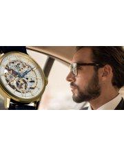Klasyczne zegarki męskie - elegancja i styl marki Orient Star