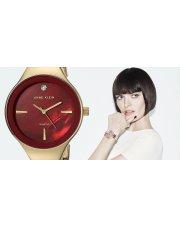 Subtelna elegancja. Kobiece zegarki z ponadczasowymi diamentami od projektantki Anne Klein